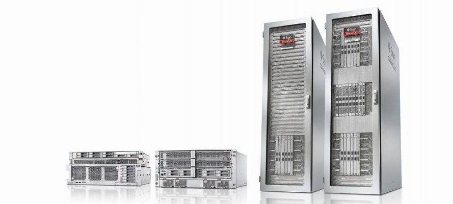 SPARC Enterprise Servers